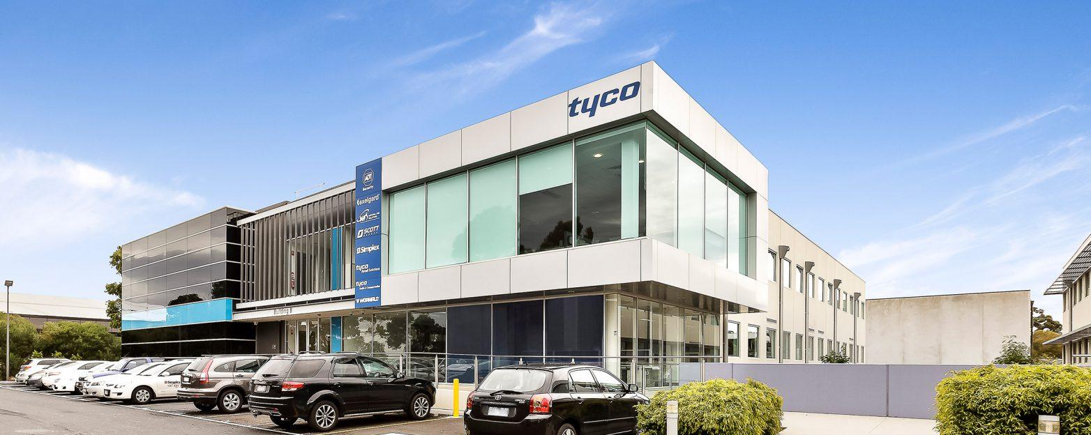 Tyco Australia, 13-15 Compark Cicuit, Mulgrave VIC