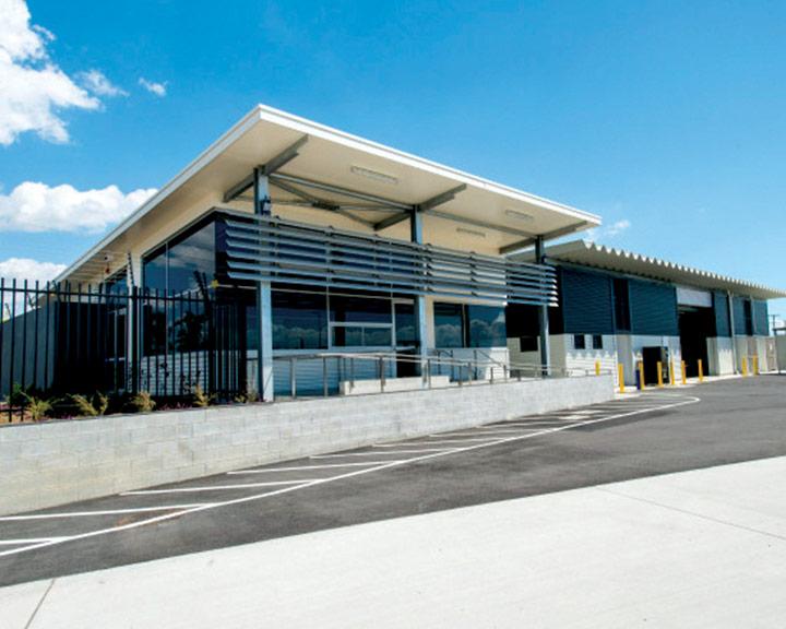 Mazda Australia Distribution Centre