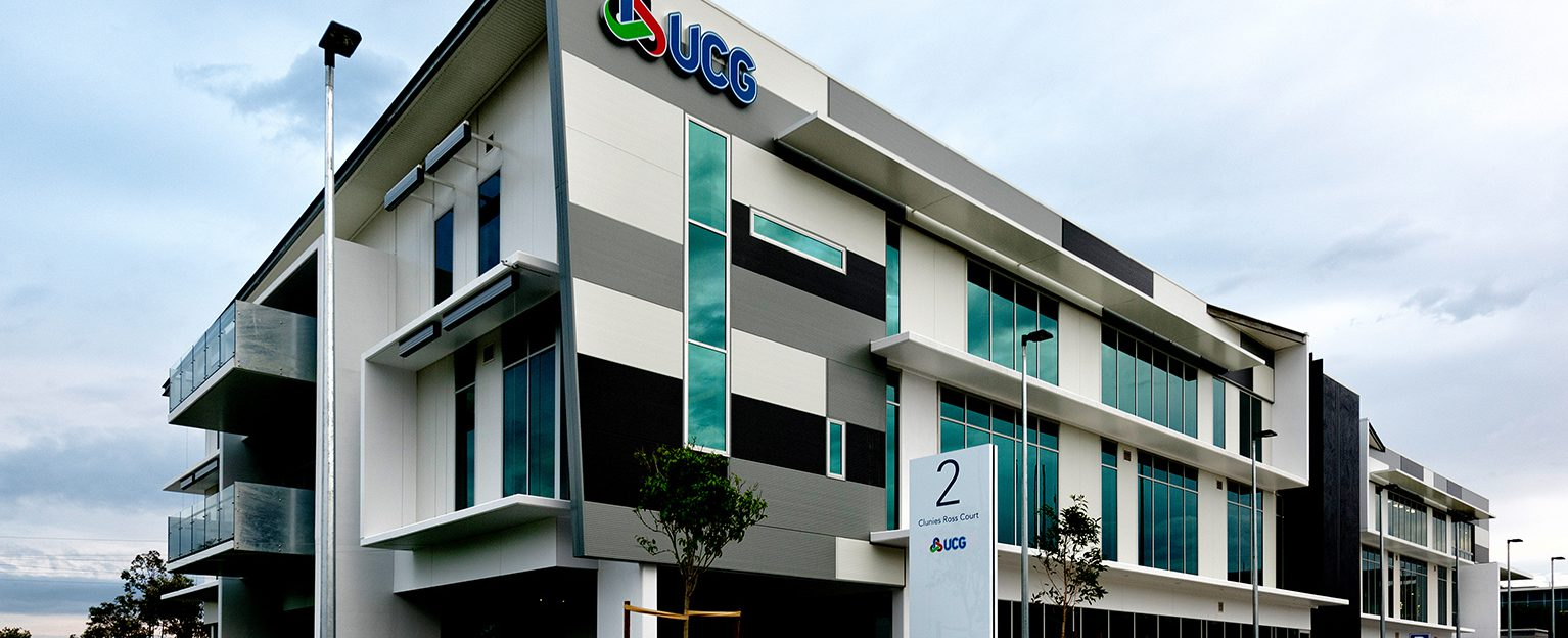 Stronghold BTP Property Trust No. 7 - UCG Building