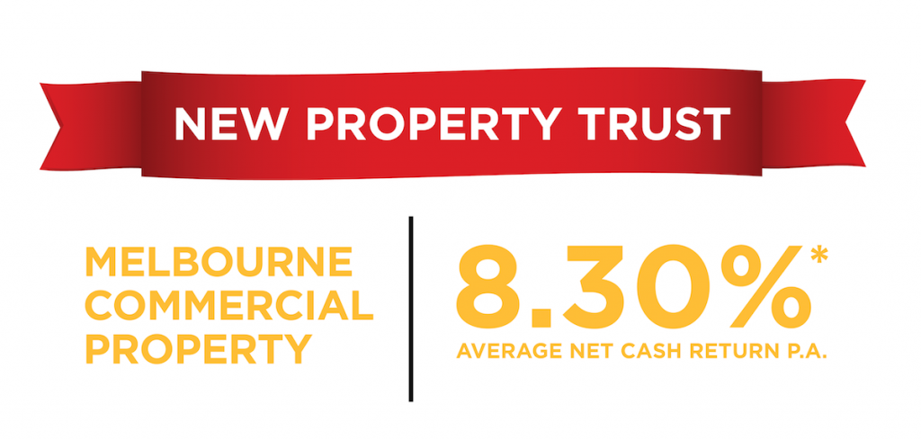 New Property Trust Melbourne