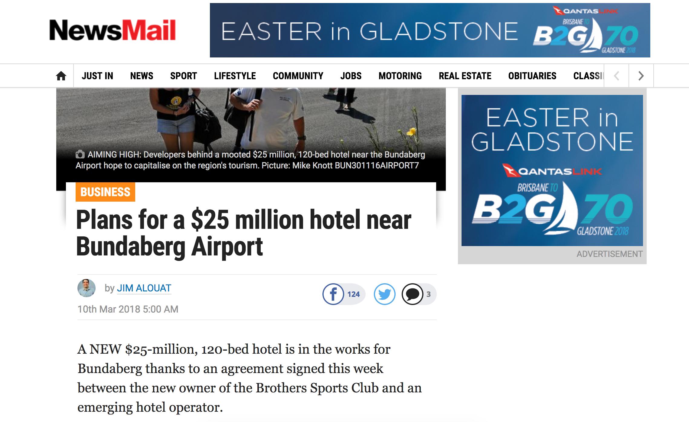 Bundaberg News Mail